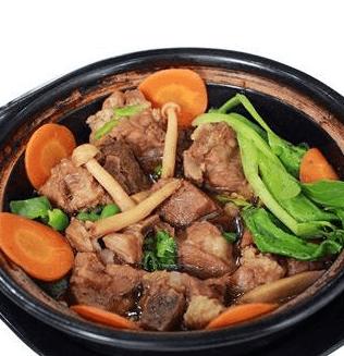 瑞仟祥黄焖鸡米饭