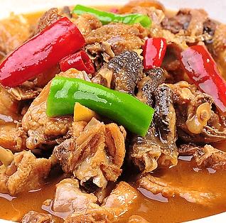 蒸佰惠黄焖鸡米饭图1