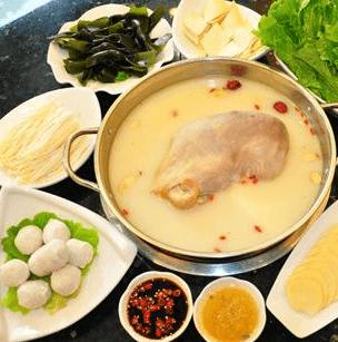 珍旺猪肚鸡火锅图1
