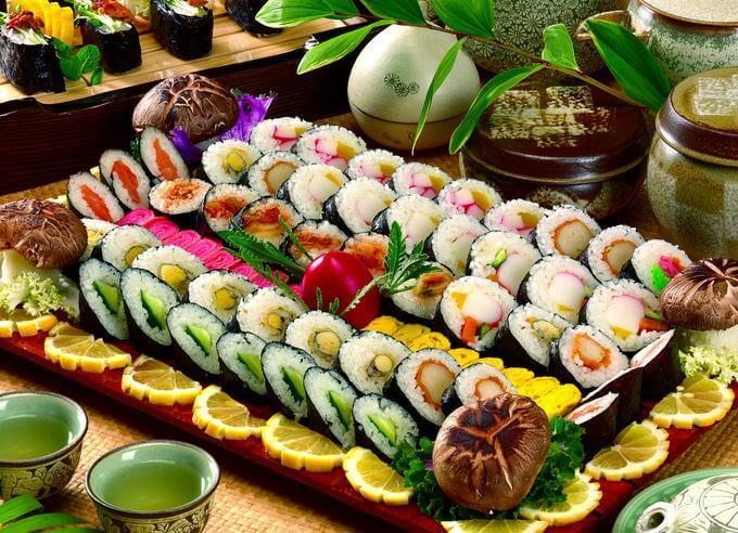 三卷寿司图1