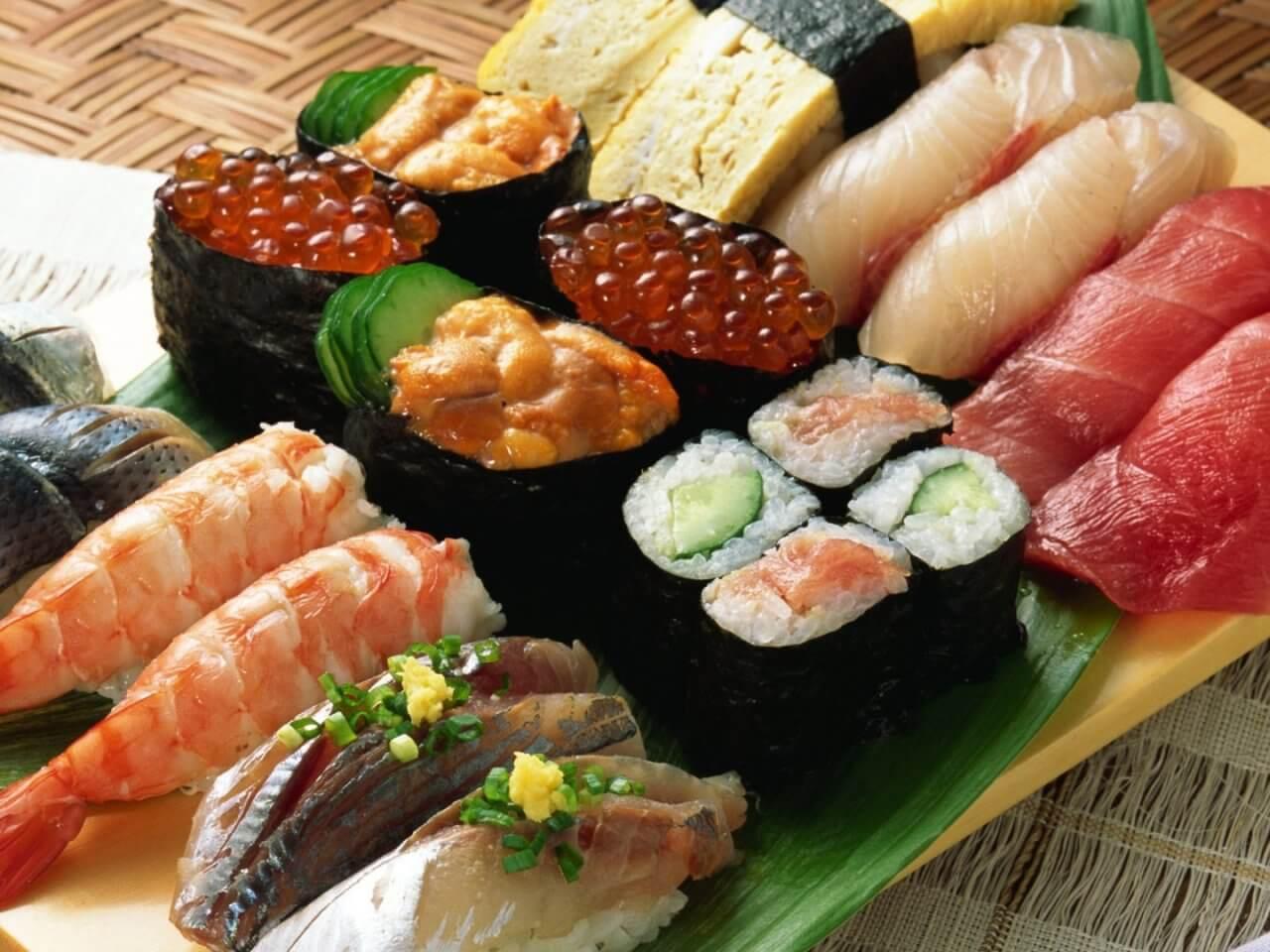三卷寿司图2