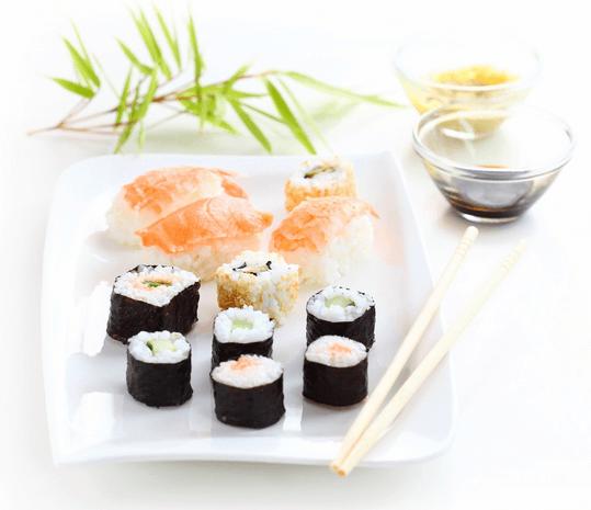 三卷寿司图3