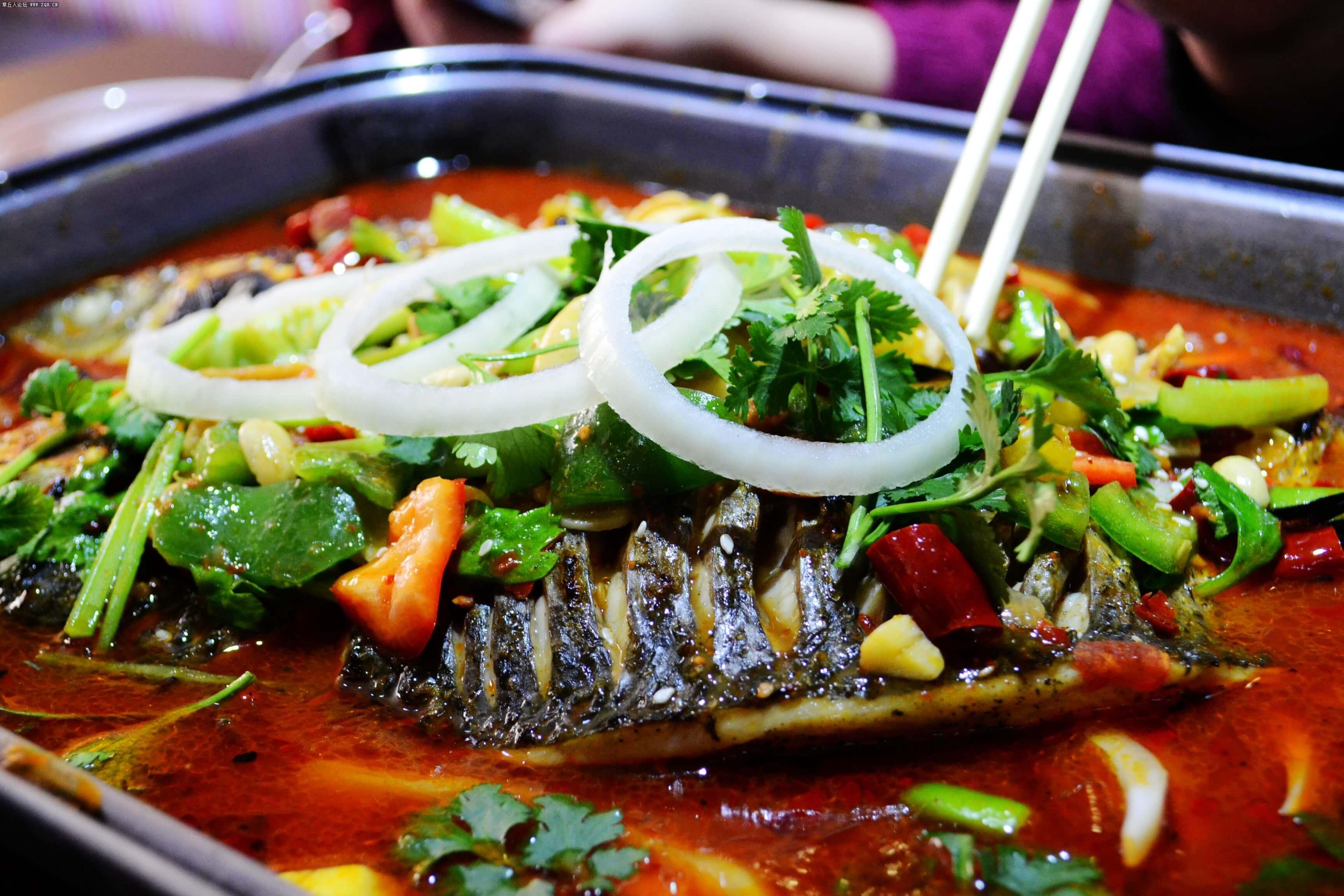 蜀湘园烤鱼图4
