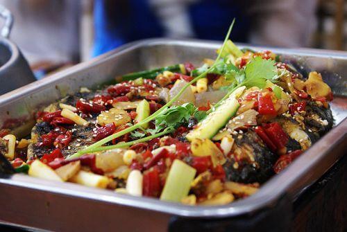 蜀湘园烤鱼图6