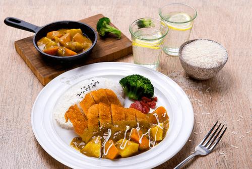 咖喱盒子西餐品牌介绍图1