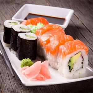 鲜道寿司图1