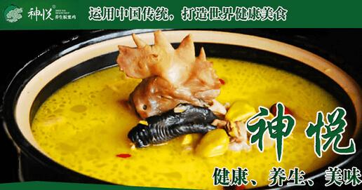神悦板栗鸡品牌介绍图2