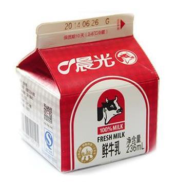 晨光牛奶饮品图2