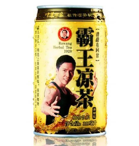 霸王凉茶饮品图1