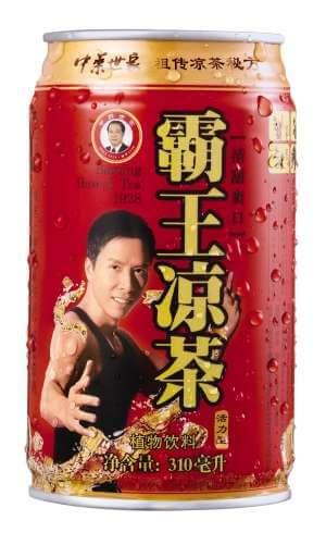 霸王凉茶饮品图3