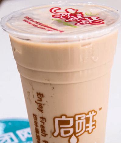 茶香香奶茶饮品图3