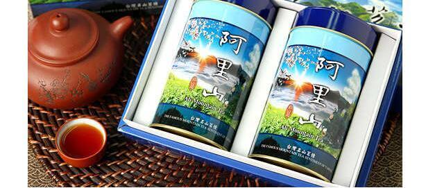 阿里山高山茶饮品品牌介绍图1