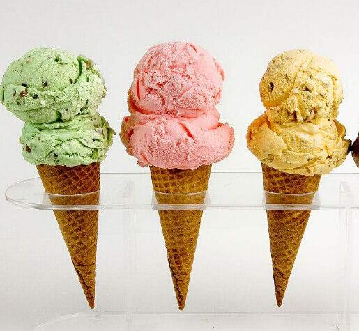 冰雪童话冰淇淋图2