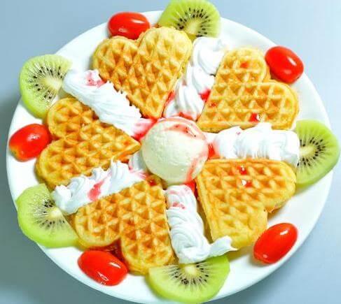 冰雪童话冰淇淋图4