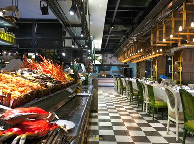 多伦多海鲜自助餐厅图4