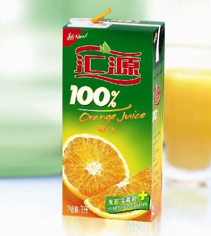 汇源鲜果汁饮品图1