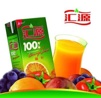 汇源鲜果汁饮品图2