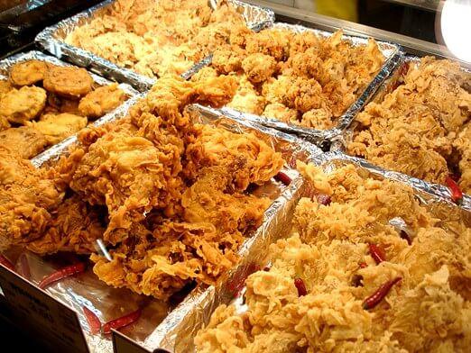 汉村炸鸡图2
