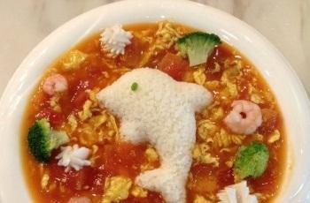 海豚精灵儿童主题餐厅图2