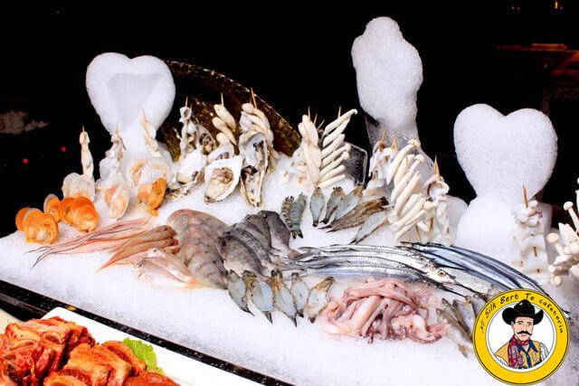伊丝贝特海鲜自助餐图19