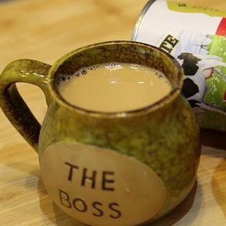 咖啡熊港式奶茶饮品