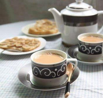 咖啡熊港式奶茶饮品图2