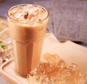 咖啡熊港式奶茶饮品图3