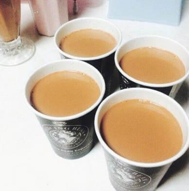 咖啡熊港式奶茶饮品图4
