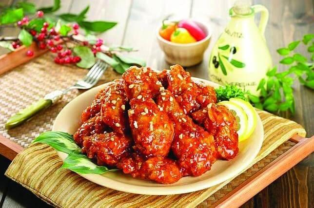 SUUTAK'S韩式炸鸡图2