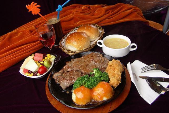 舛辛雀岛西餐厅图4