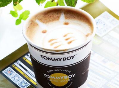 汤米男孩茶饮饮品图1