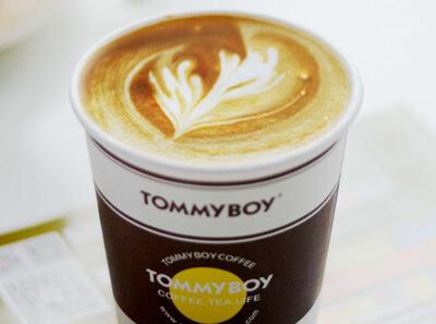 汤米男孩茶饮饮品图3