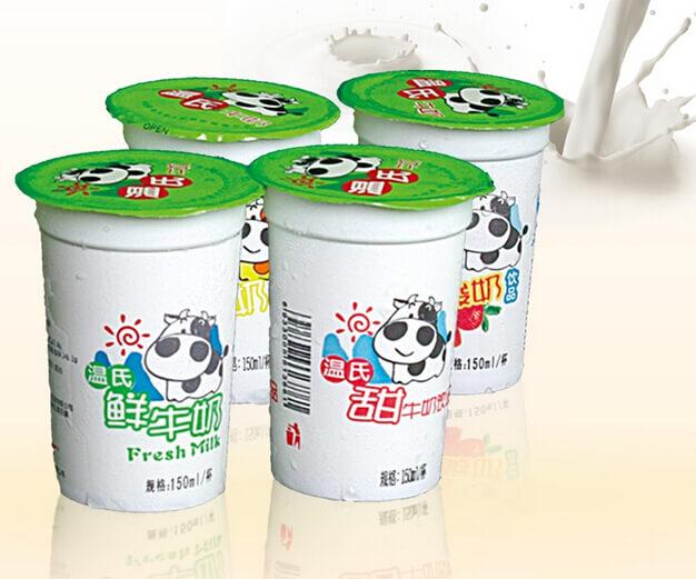 温氏牛奶饮品图2