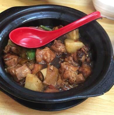 鲁香源黄焖鸡米饭图1