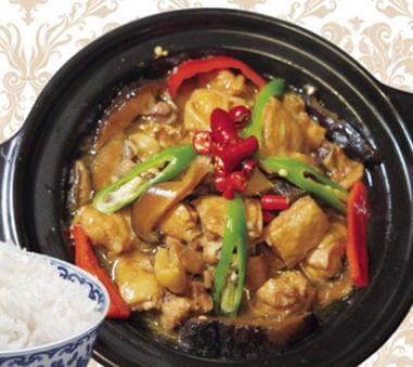 鲁香源黄焖鸡米饭图2