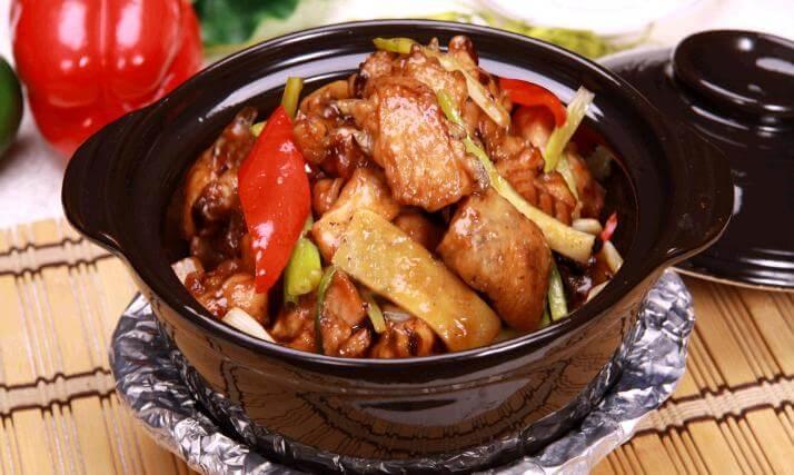 鲁香源黄焖鸡米饭品牌介绍图1