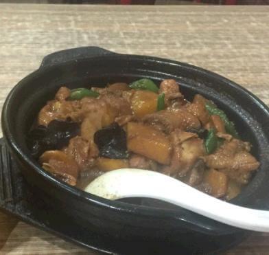 小溪塔黄焖鸡米饭图3