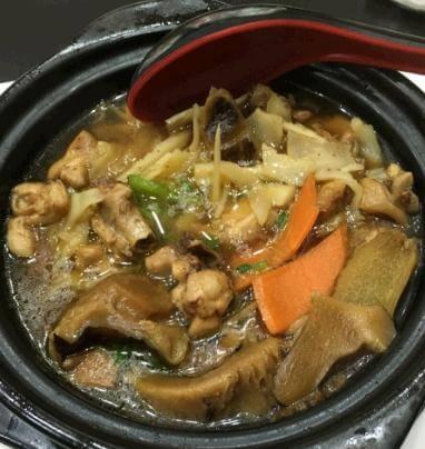 小溪塔黄焖鸡米饭图4