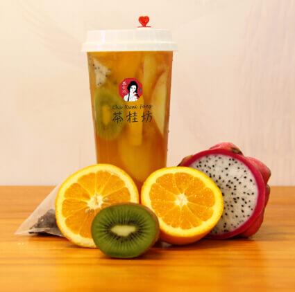 茶桂坊饮品图12