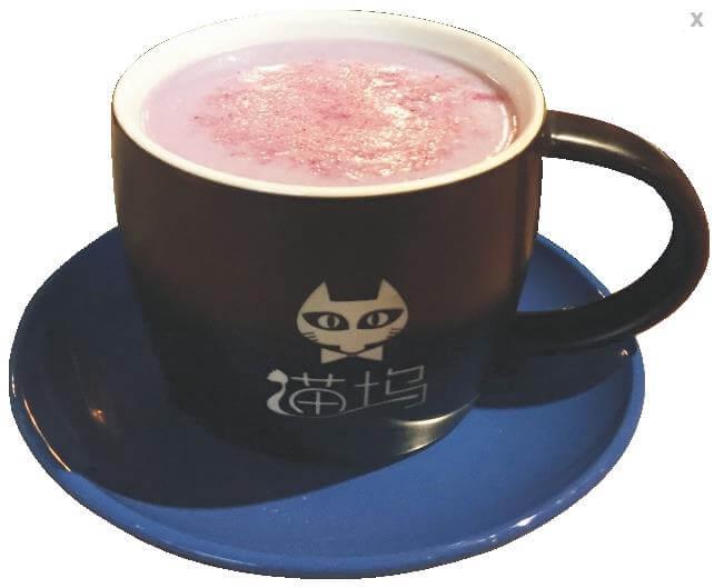猫坞欧式奶茶图1