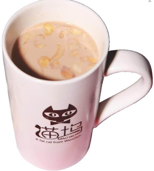 猫坞欧式奶茶图3
