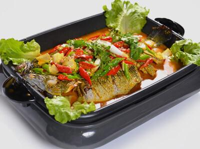 彼酷哩烤全鱼图3