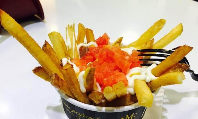 nyf纽约薯条加盟详情