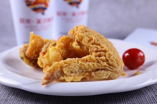 孙世馨炸鸡图1