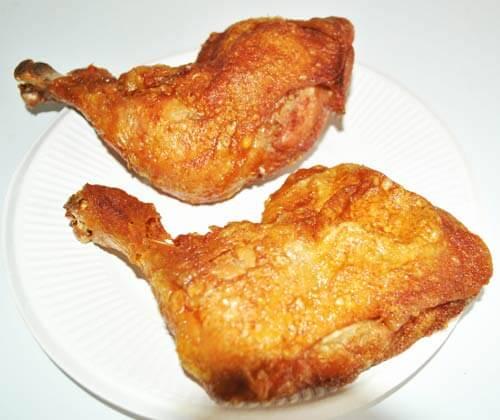孙世馨炸鸡图2