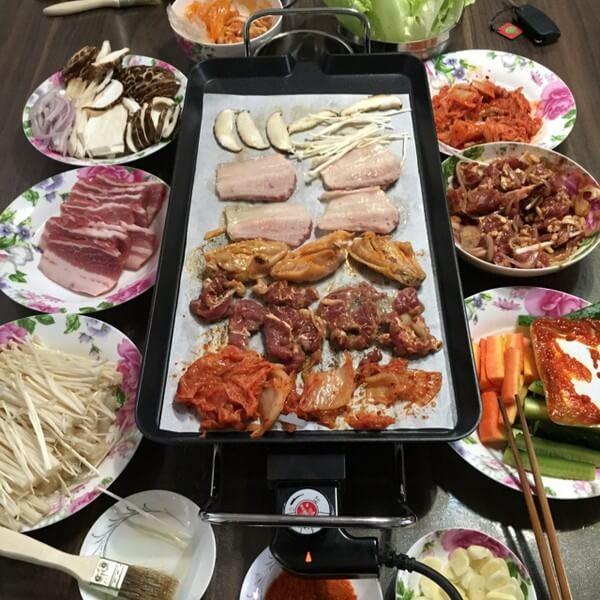 非烤勿扰韩式自助烤肉图1