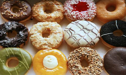天母甜甜圈品牌介绍