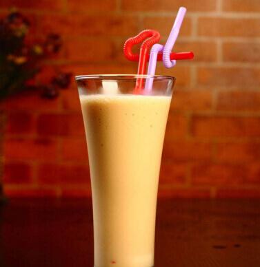 柠檬奶茶饮品图1
