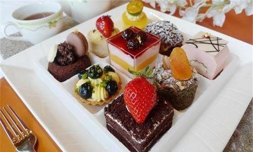 鹦鹉甜品品牌介绍