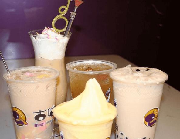 宏味源奶茶饮品图1